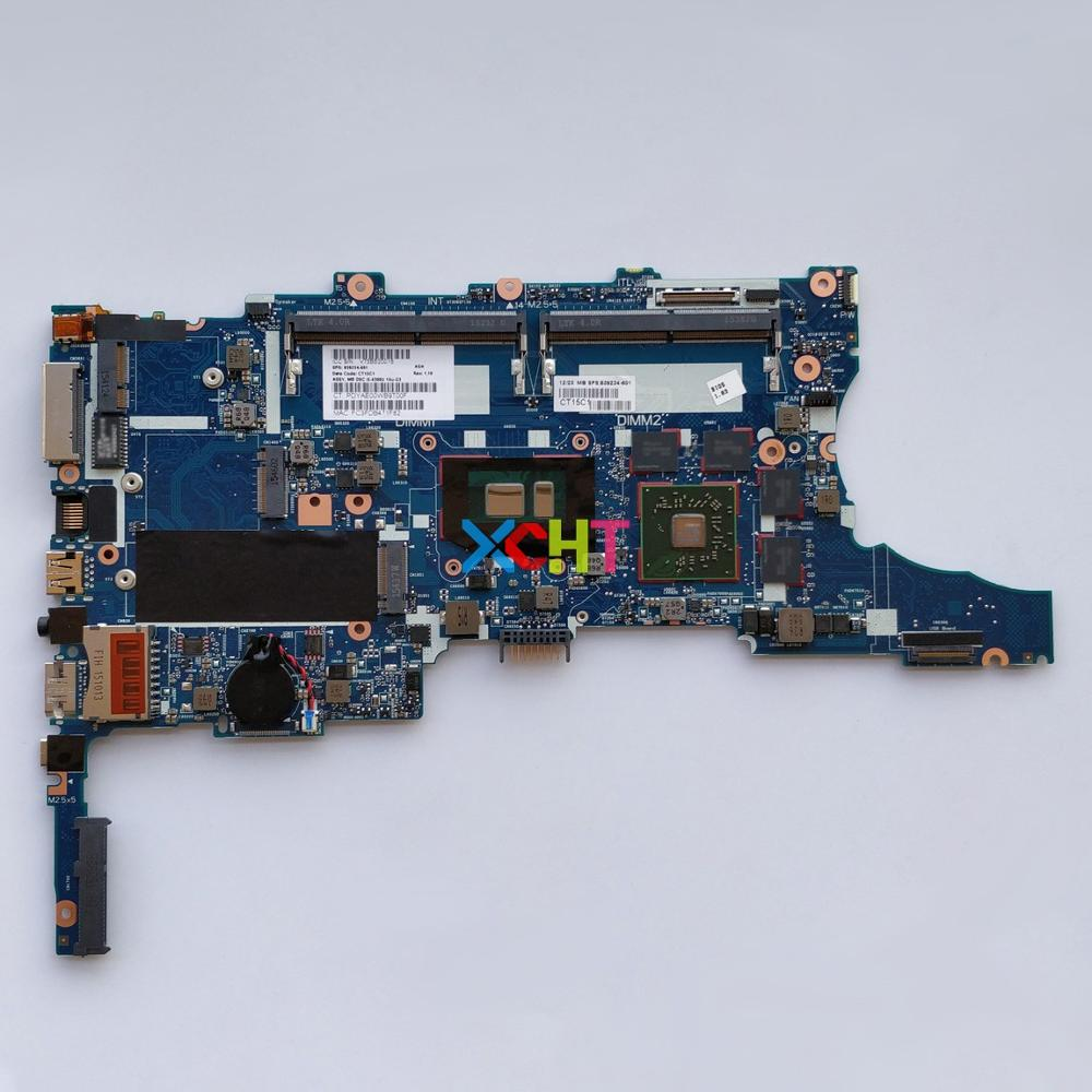 839234-601 839234-001 6050A2728501-MB-A01 w i5-6300U CPU for HP ZBook 15u G3 NoteBook PC Laptop Motherboard Mainboard839234-601 839234-001 6050A2728501-MB-A01 w i5-6300U CPU for HP ZBook 15u G3 NoteBook PC Laptop Motherboard Mainboard