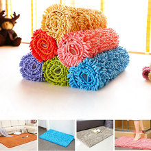 Non-slip Bath Mat Bathroom Carpet Doormat Rugs Mats Magic Absorbant Door Floor Kitchen Anti-slip