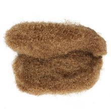 YONNA Tight Afro Kinky 100% Human Hair 4 Bundles, 1oz Each,Ideal for Making Dreadlocks and Hair Twists