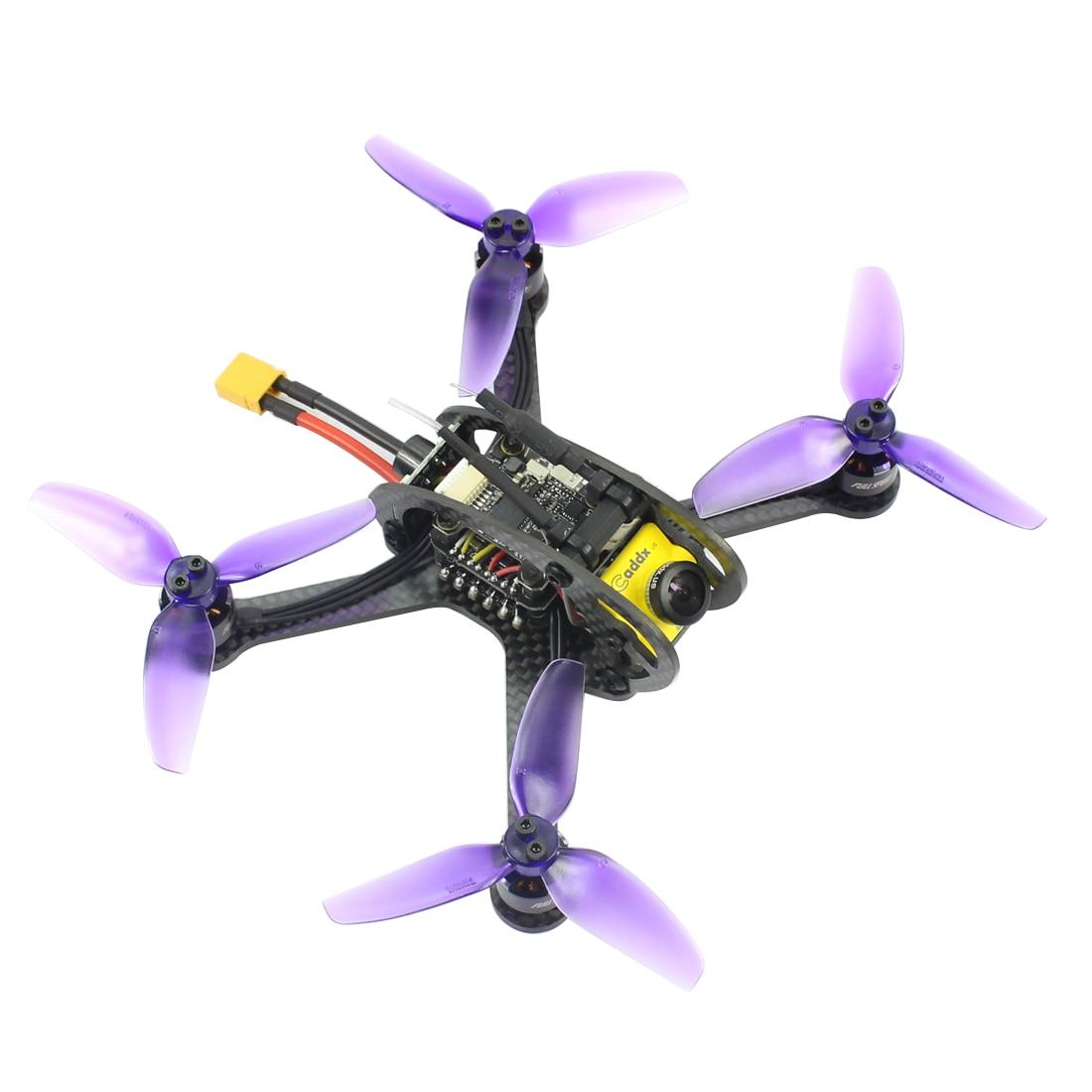 Leader3/3SE 130 millimetri Mini FPV RC Racer Drone F4 OSD 28A BLHeli_S 48CH 600 mW Micro F1 PNP /BNF per FRSKY FLYSKY Trasmettitore-in Aerei radiocomandati da Giocattoli e hobby su  Gruppo 1