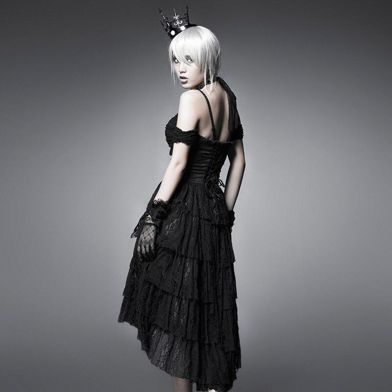 R Gothic Sleeveless Gothic Party Black Black Party Sleeveless Gothic R UMVpqSzG