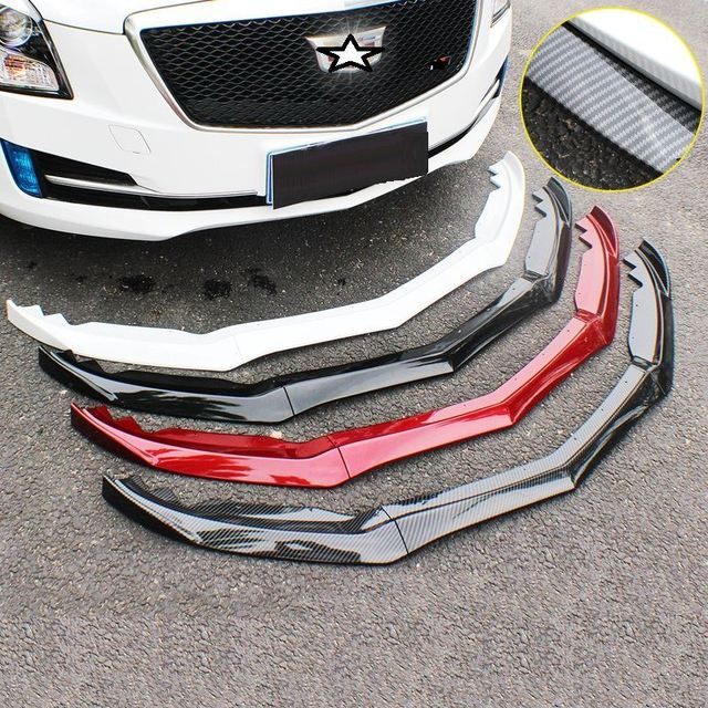 Molding Style Protector Coche Modification Guard Car-styling Bumper Sticker Accessories Car Styling Mouldings FOR Cadillac ATS-L