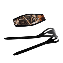 Camo Neoprene Scuba Diving Snorkeling Mask Cover Strap Wrapper Hair Band Protector + Silicone Replacement