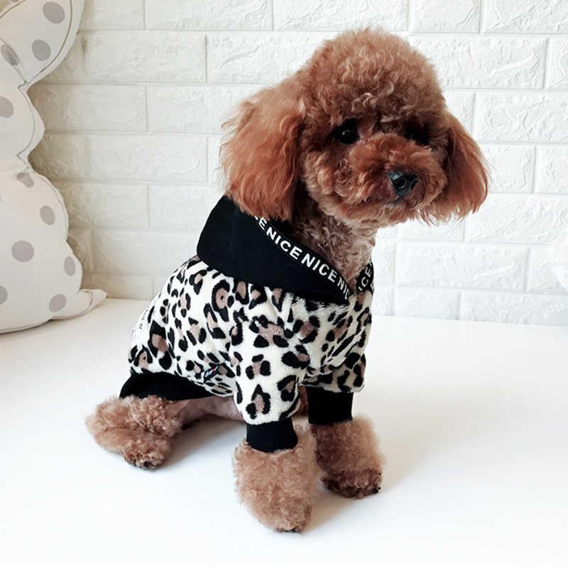 Милая домашняя собака теплая джемпер свитер одежда для щенка, котика толстовка зимнее пальто AU подарок