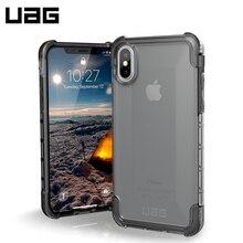 Защитный чехол UAG Plyo для iPhone X Ice (Transparent)