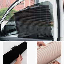 1PC Car Curtains Car Truck Auto Retractable Side Window Curtain Sun Shield Blind Sunshade Car Curtain Cortinas Coche