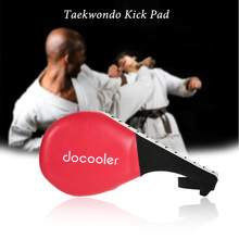 Boxing pads Docooler Taekwondo Kick Pad Target with Double Layer Design for Punching Karate Training
