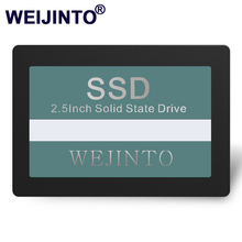 WEIJINTO SSD 1TB 960GB 512GB 480GB 360GB 256GB 240GB 128GB 120GB Sata 2.5 SSD inch internal Solid State Desktop Laptop original 128gb 256gb solid state drives for mb air 13 11 a1369 a1370 128gb 256gb ssd 2010 2011