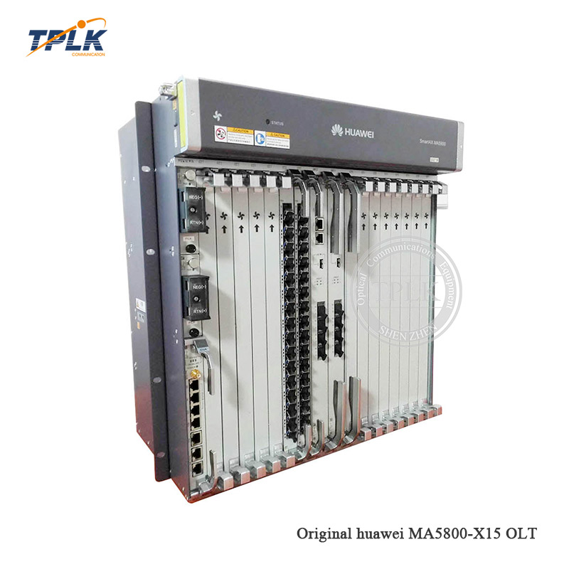Cellphones & Telecommunications Hua Wei Olt Smartax Ma5800-x7 Included 2*pila And 2*mpla And 2*16 Ports Boards Gphf With 16 C Sfp Communication Equipments
