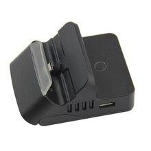 Регулируемый Портативный USB C Тип C USB3.0 USB2.0 зарядной док-станции с ТВ HDMI 4 K Функция Для nintendo переключатель смартфон