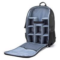 Shoulders Waterproof Nylon Backpack Case for Canon Nikon SLR Digital Camera Tablet Bag Outdoor Camera Photo Bag Case Hot Sale