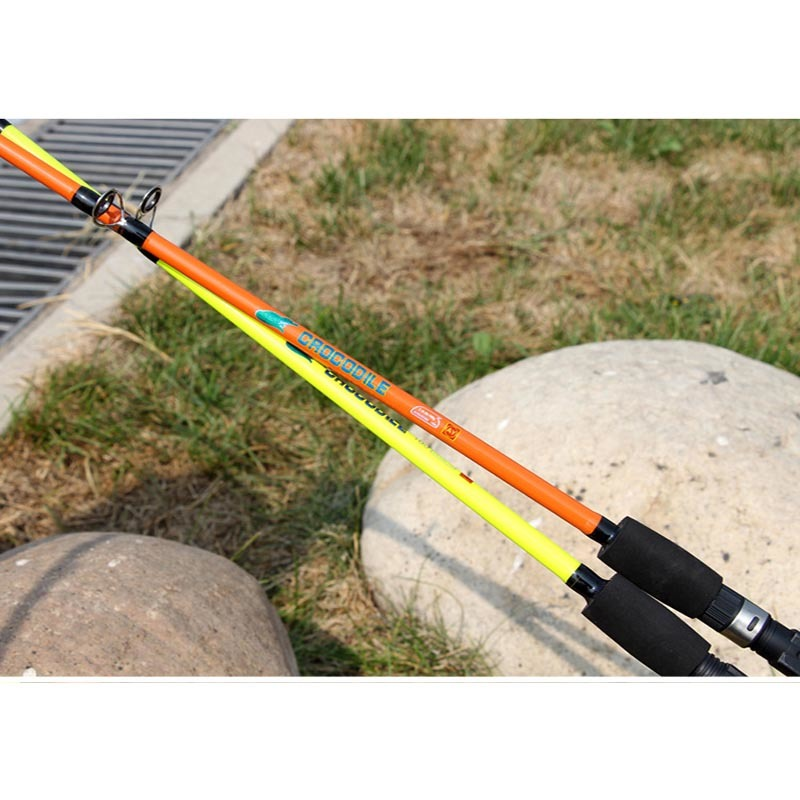 Flexible Fishing Rod Suitable to Bait and Lure Large Fishes Available in Snipping and Casting Type 4