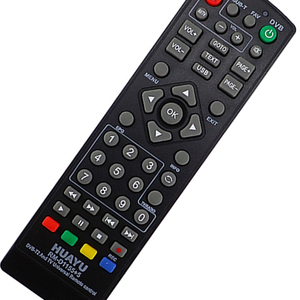 Image 5 - FULL HUAYU Universal Tv Remote Control Controller Dvb T2 Remote Rm D1155 Sat Satellite Television Receiver