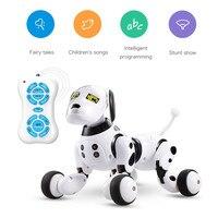 Wireless Remote Control Smart Robot Dog Kids Toy Intelligent Talking Robot Dog Toy 2.4g Electronic Pet Birthday Gift