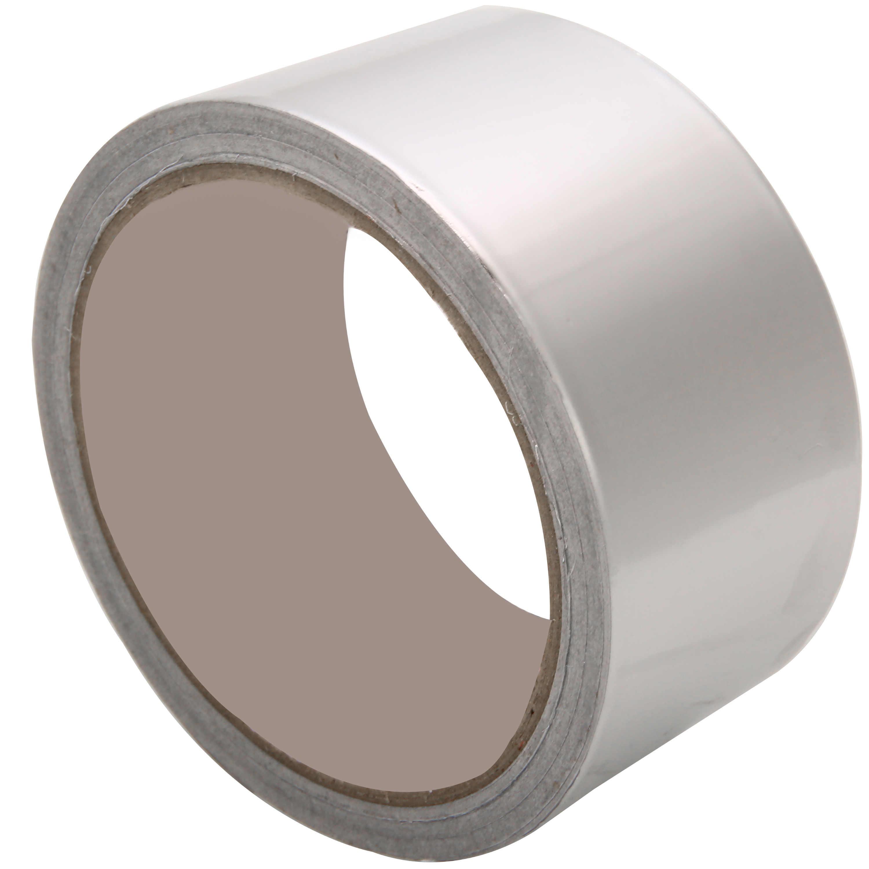 Cinta Adhesiva de Aluminio para Papel Adhesivo Rollos de Cinta de Sellado de Aluminio Resistente al Calor