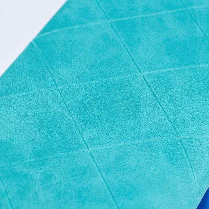 Новые модные женские кошельки из искусственной кожи, винтажные Длинные кошельки в клетку, держатель для карт Carteira Feminina, Женский кошелек для монет, дамская сумка для денег