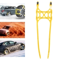 Universal Vehicles Thickened Anti skid Wheel Chain Car Truck Snow Tire Chain Secure And Skid Proof To Ensure Driving Safety