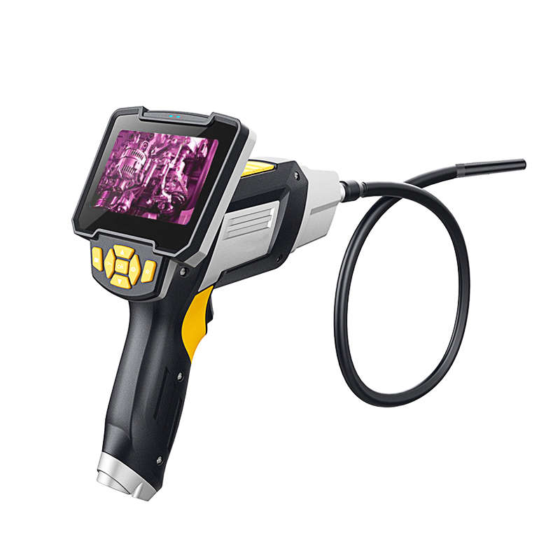 Handheld Industrial Endoscope 4.3 Inch Screen 1080p 8mm Inspection Camera For Auto Repair Tool Ip67 Waterproof Snake Tube HomeHandheld Industrial Endoscope 4.3 Inch Screen 1080p 8mm Inspection Camera For Auto Repair Tool Ip67 Waterproof Snake Tube Home