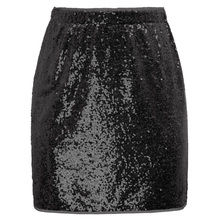 f81e3d567dfd GK Women sexy skirts Stunning Shiny Sequined Elastic Waist Hips-wrapped Bodycon  short Skirt clubwear