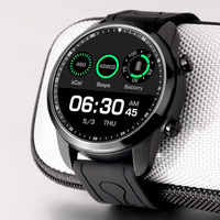 KINGWEAR KC03 4G Smartwatch Phone Android 6.0 MTK 6737 1.3 inch Men Call 1GB+16GB IP67 Waterproof Sport Modes Smartwatch