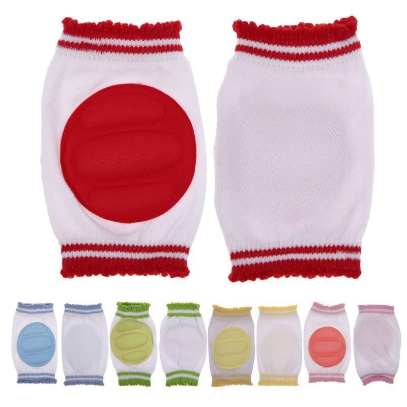 1 Paar Baby Knee Pads Protector Kids Kinderen Veiligheid Kruipen Elleboog Kussen Infant Peuters Baby Been Warmer Knie Pads Protector