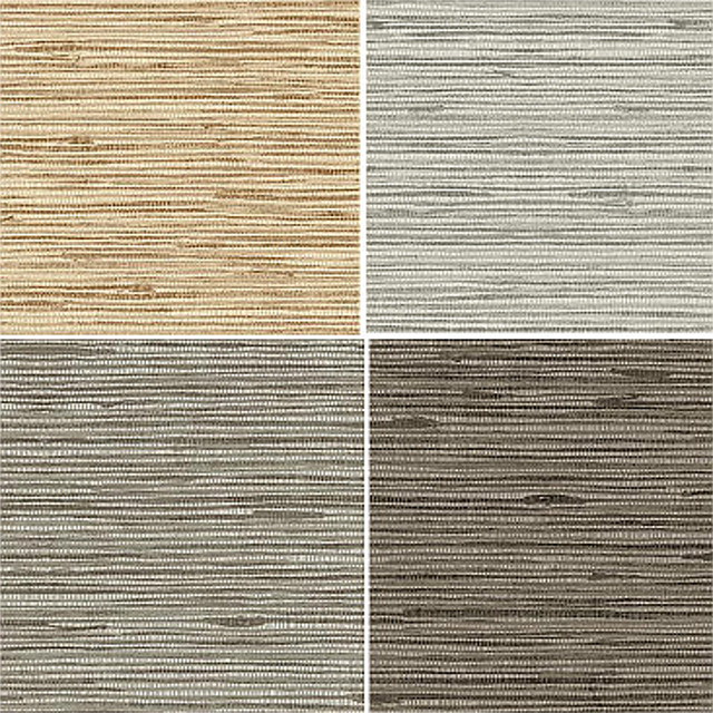 Classic Style Rustic Embossed Vinyl Textured Faux