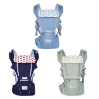 Gabesy 3 in 1 Multifunctional Waist Stool Breathable Baby Carrier Backpacks