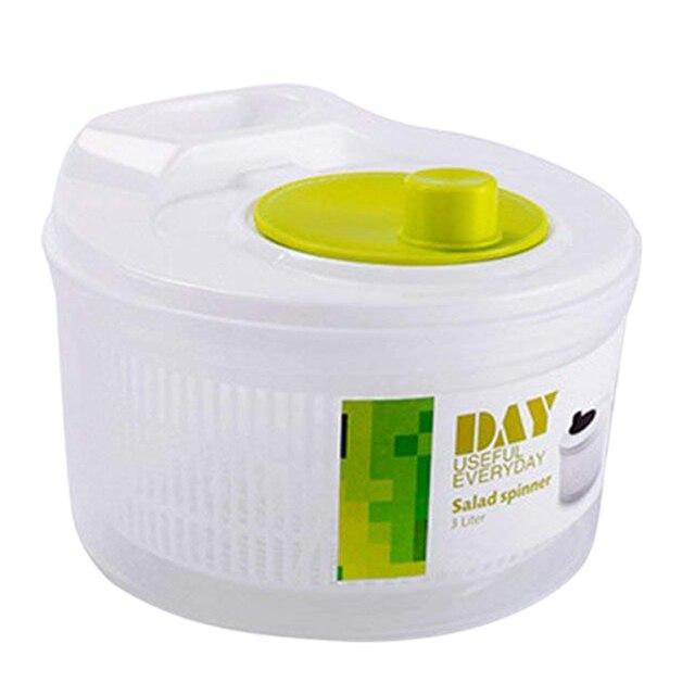 Agitar Água Secador de salada Vegetal Desidratador de Frutas cesta de Drenagem Cesta de Cozinha Multifunções Ferramentas Salada