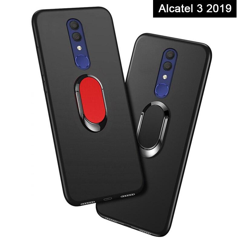Etui Do Modeli Alcatel 3 2019 5053y 5053d 5053k Case Luxury 5 94 Cala Miękkie Czarne Plastikowe Coque Do Alcatel 3 2019 Etui Na Telefony Obudowa Telefonu Aliexpress