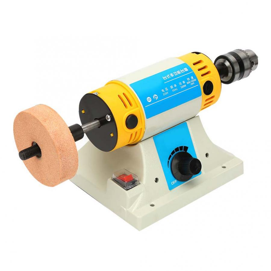 320W Woodworking Chisel Multifunction Electric Grinder Wood Table Carving Machine Tool 10000rpm Wood Carving Tools EU