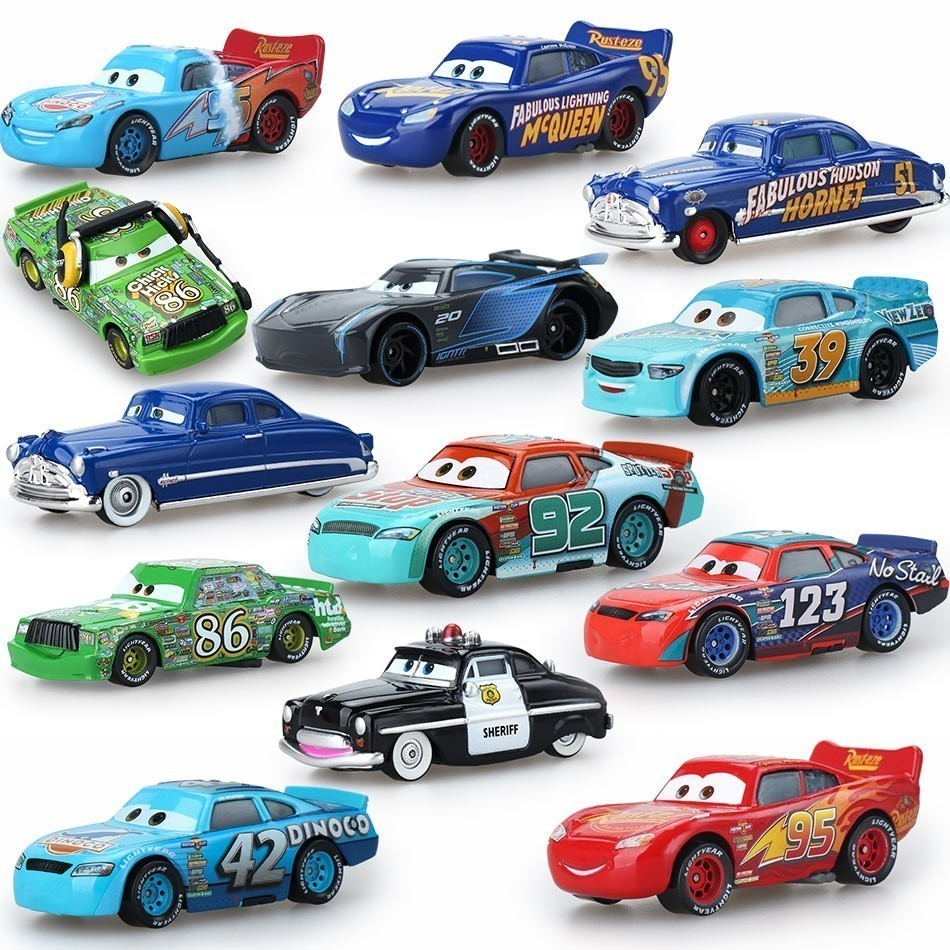 Disney Party Pixar 33 Style For Mcqueen Mack Truck The 1:55 Diecast Metal Alloy Modle Figures Toys Birthday Gifts Time Limited