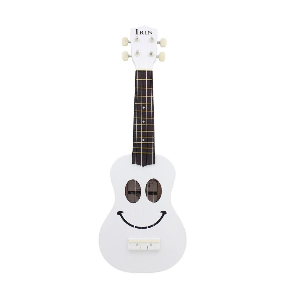 21 pouces Soprano ukulélé 4 cordes guitare apprentissage Instrument de musique jouets éducatifs cadeau d'anniversaire pour enfants enfants en bas âge