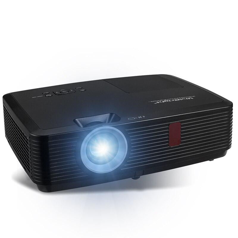 Vivibright PRX570L led HD Projecteur 3800 Lumens 1024*768 Pixels 3LCD Projecteur 26 langues pour le Bureau D'affaires L'éducation