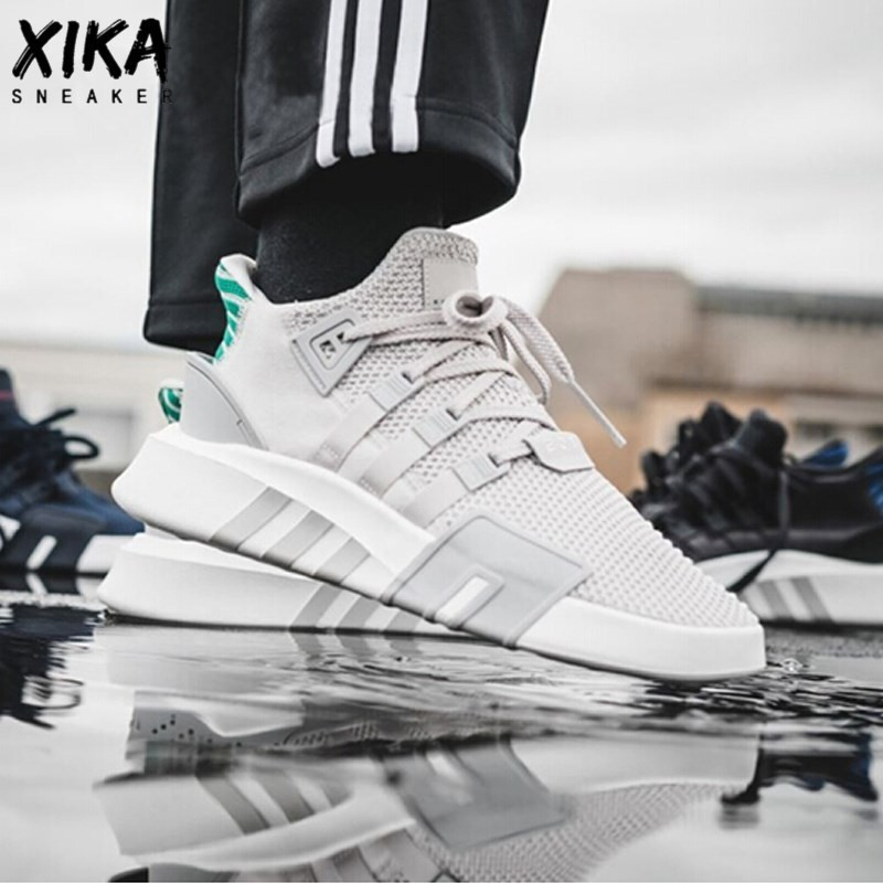 Adidas EQT BASK ADV Man Running Shoes Breathable Classic Clover Breathable Sneakers CQ2994 AC7354 5