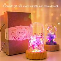 Innovative Birthday Gift for Girlfriend Wireless Audio Speaker Charging Music Table Lamp Wireless Speaker Speaker Night Light