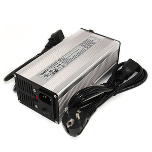 Image 2 - 67.2V 5A Aluminum Lithium Battery Charger Universal for 60V 16 cell Li on Power Tools Electric Motorcycle Ebikes