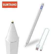 Suntaiho スタイラスペン用プロファインポイントスタイリストペン鉛筆互換 iPad 1234 ミニ