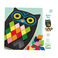 DJECO Puzzles 4215012 children educational toys busyboard games toy