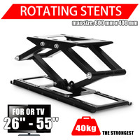 LEORY Full Motion LCD TV Wall Mount Bracket Rotary Telescopic TV Wall Mount For 32 55 Inch TV Monitor 40KG Load Capacity