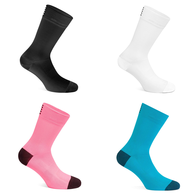 Skyne Summer Men Race Quarter Cycling Socks
