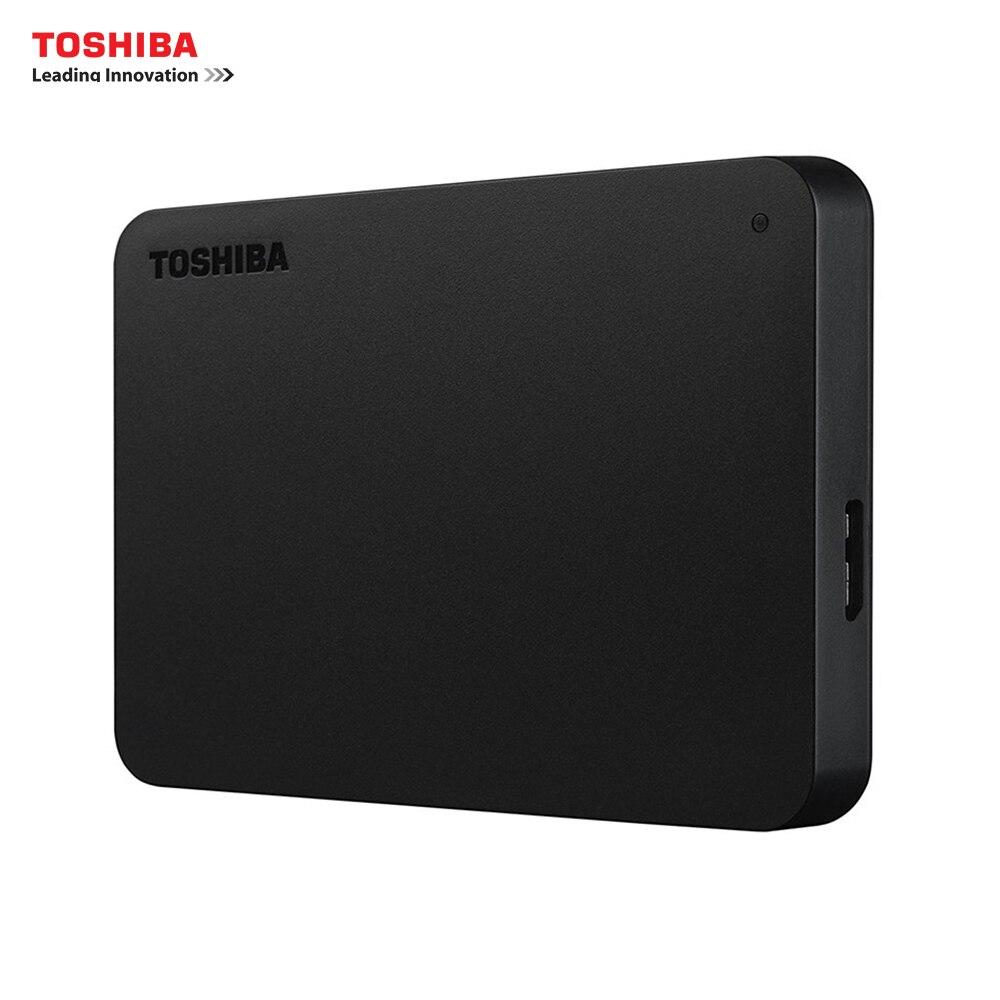 Disque dur externe Toshiba HDTB420EK3AA 2 to 3.0 (3.1 Gen 1) disque dur externe 5000 Mbit/s USB alimenté disque noir