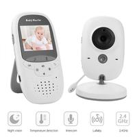 VODOOL VB602 Wireless Video Baby Monitor 2.0 inch Nanny Camera Baby Sleep Camera Baby Monitor Video Surveillance