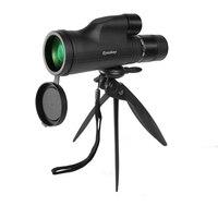 Eyeskey Hd 10 30 X 50 Monocular High Power Waterproof Zoom Monocular Telescope With Tripod For Camping Hiking Birding Hunting