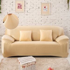 Image 2 - Чехлы для диванов дешевые хлопковые чехлы для диванов для гостиной эластичные чехлы для диванов растягивающиеся чехлы для сидений на Sofa48