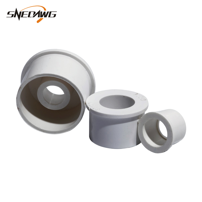 PVC Pipe Fittings Water Reduing Pipe Joint 25/32/40/50/63mm Water Pipe Supply DIY PVC Joint Fitting