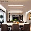 Акриловые современные светодиодные подвесные светильники для столовой гостиной кухни  светодиодные подвесные лампы  подвесные светильник...