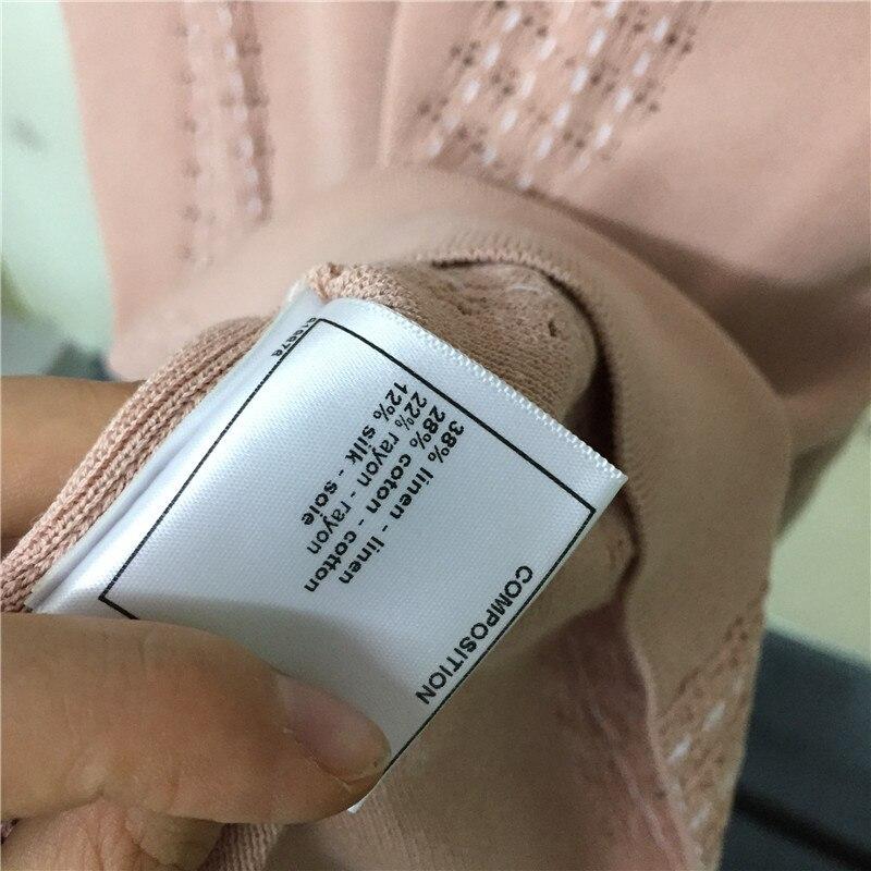 Genou longueur 2019 Courtes En Manches Femmes Robe Bureau Les Top Automne Soie Dame Pour Qualité Pq8wPxAv