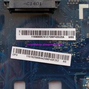 Image 3 - Véritable 90005741 11S90005741 M5 R230/2 GB VIWGQ/GS LA 9641P carte mère dordinateur portable carte mère pour Lenovo G510 ordinateur portable
