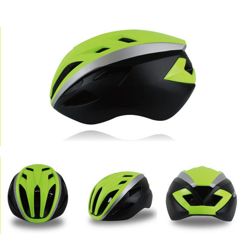 New One Piece Men And Women Outdoor Moutain Road Bike Helmet Unisex Professional Bicycle Helmet Cycling Accessiors High Quality