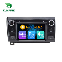 Android 9.0 Core PX6 A72 Ram 4G Rom 64G Car DVD GPS Multimedia Player Car Stereo For Toyota Tundra 2007 2013 radio headunit